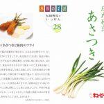 季節の菜譜28