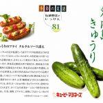 季節の菜譜81